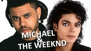Michael Jackson & The Weeknd - Face in the Mirror
