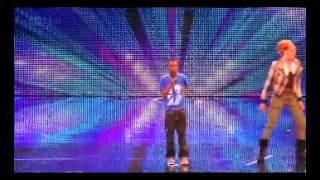 A Future Star - Malakai Paul - Auditions Britain