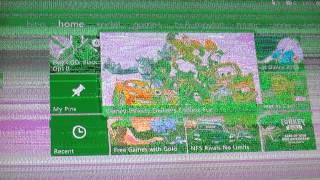 Xbox 360 problem