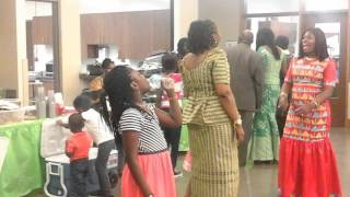 Togolese Independence Day celebrated in Iowa ( USA )