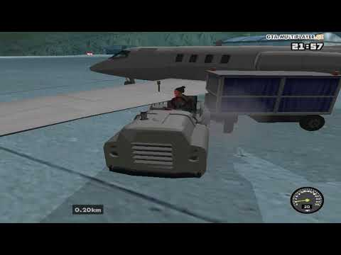 gta samp part 17 : lmaooo how i did it in baggage job :D