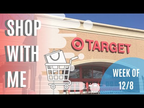 SHOP WITH ME! Clearance and Coupon Deals at TARGET!