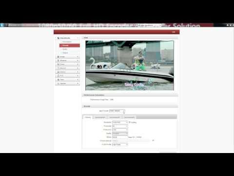 TCS-3500 Full HD Encoder/Decoder Solution
