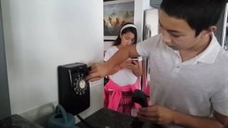 21st Century kids vs the rotary phone