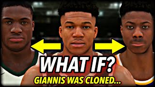 I Made GIANNIS' BROTHERS As Good As Him... and this was the result