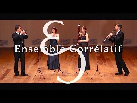 Ensemble Corrélatif, Eugène Bozza - 'Trois pièces pour une musique de nuit'