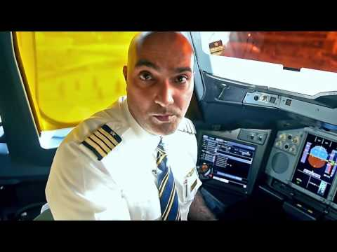 Thumbnail: How to fly the world's largest passenger aircraft | Airbus A380 | Emirates Airline