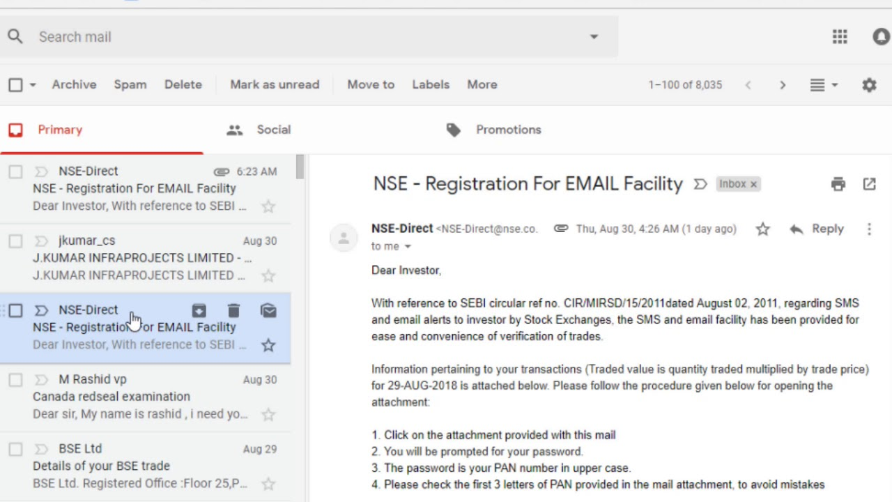 Show preview pane in Gmail   View gmail body in side pane