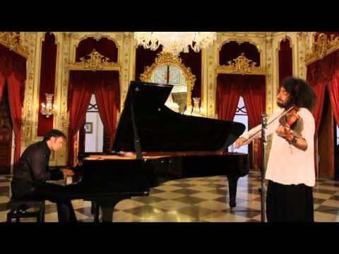 Ara Malikian y Manolo Carrasco. Arabesca