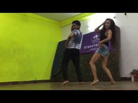 Ghani bawri dance by Hemant and Sania