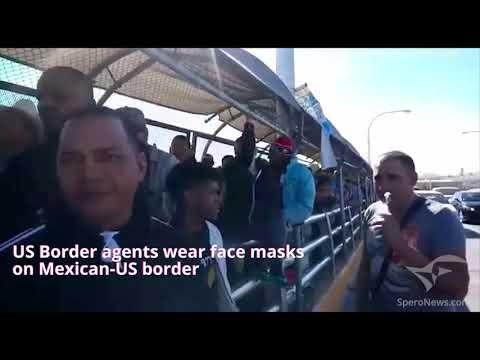 Mexican media shocked by masked, armed U.S. border patrol