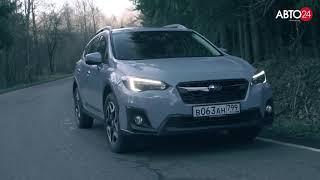 ТЕХНОТЕСТ - Subaru XV