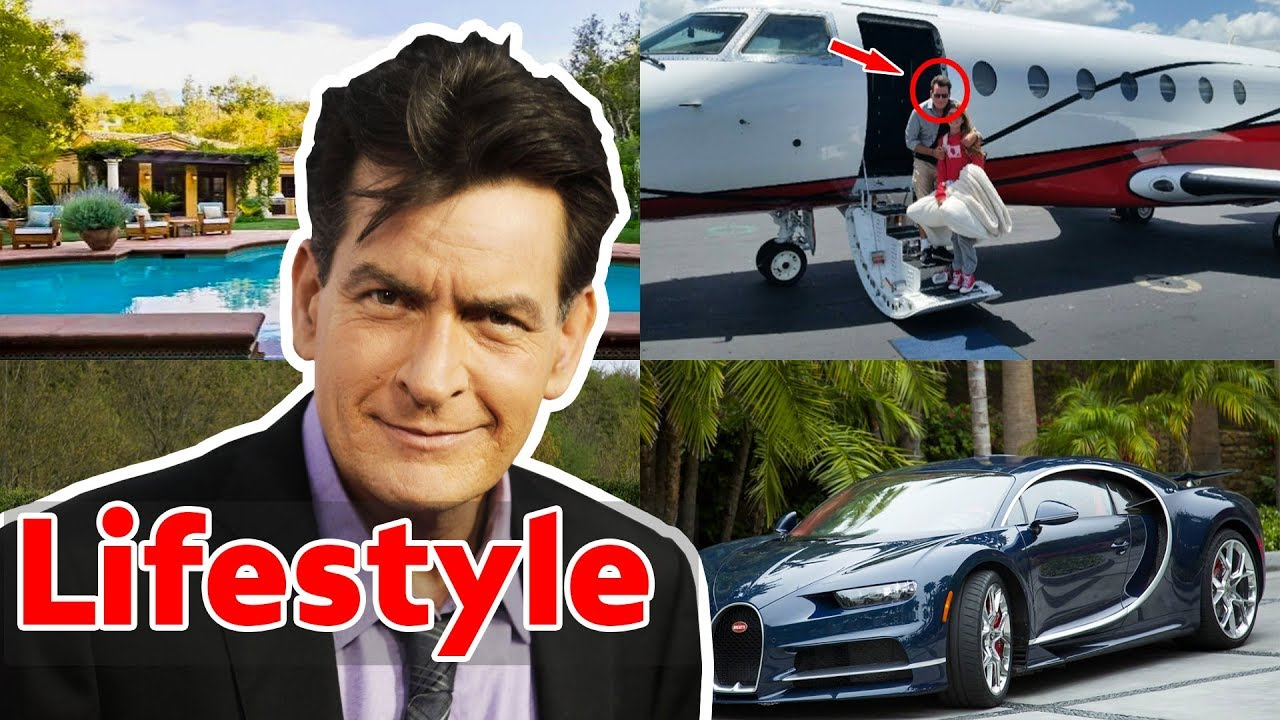 Charlie Sheen Net Worth Family House Cars Private Jet Lifestyle Biography 2018
