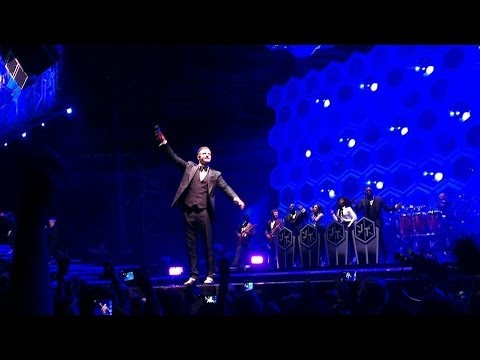 Justin Timberlake Live 26/04/2014 @ Stade de France, Paris (The 20/20 Experience World Tour)