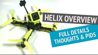 ImpulseRC Helix Drone - The Complete Thoughts, Setup & PIDs