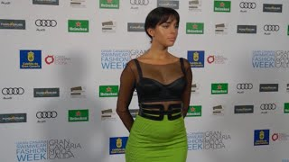 Georgina Rodríguez desmiente los rumores de embarazo