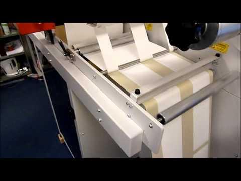 Eclipse LF350 Blank Label Cutting
