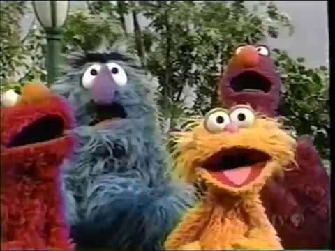 Sesame Street (#3885): Counting Monsters