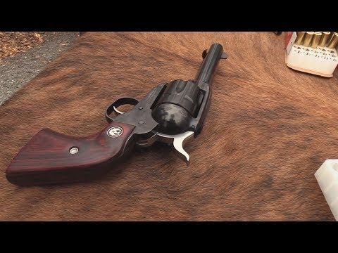 Ruger Vaquero 357 / 9mm  Convertible