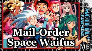 Mail Order Space Waifus
