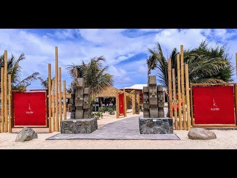 Kontiki Beach Bar & Restaurant - Orient Beach, Saint Martin