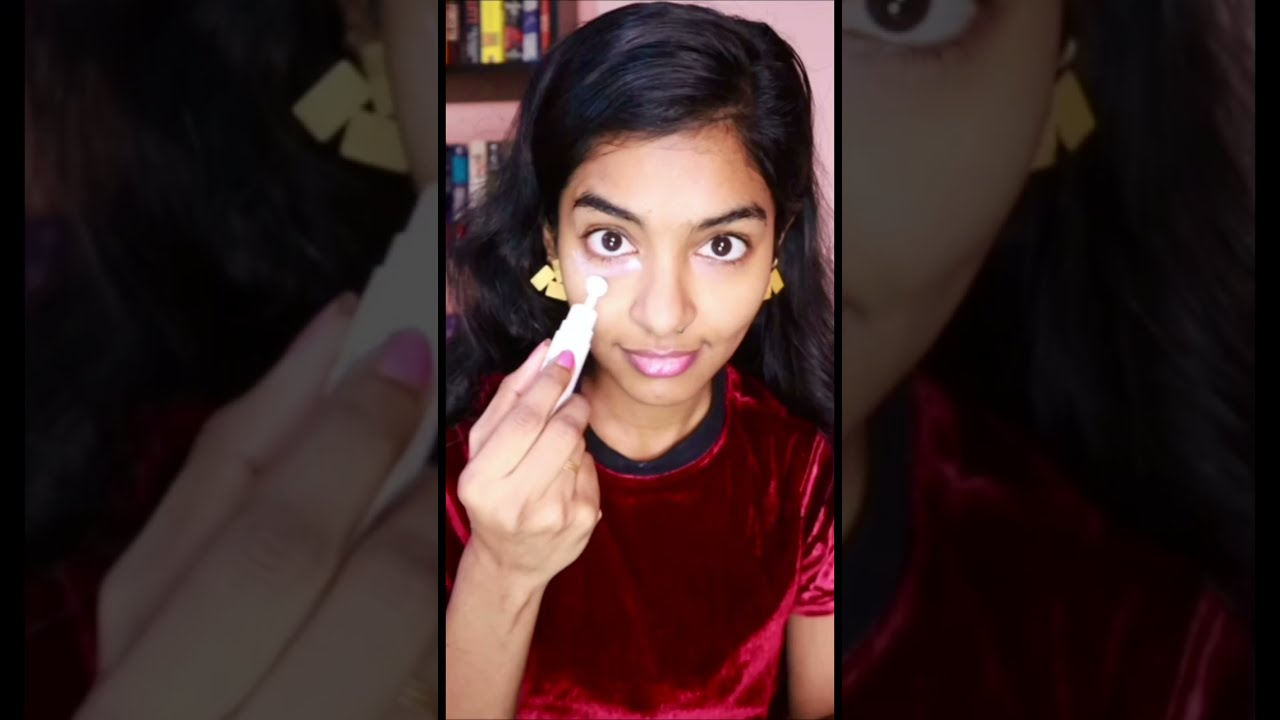Simple everyday skincare & makeup| #shorts