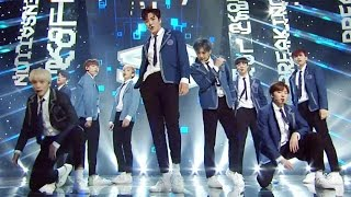 """Comeback Special"" SF9 - Easy Love (Easy) @ Popular song Inkigayo 20170423"