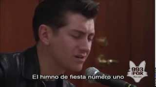 Arctic Monkeys - No.1 Party Anthem (Subtitulada en Español)