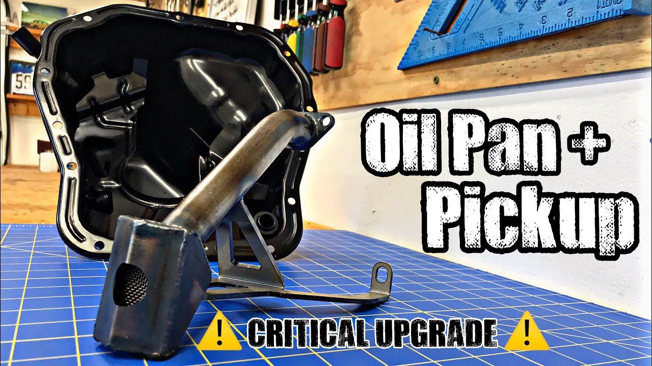 Subaru DiY | Oil Pan and Killer B Pickup Upgrade [R-STi Build]