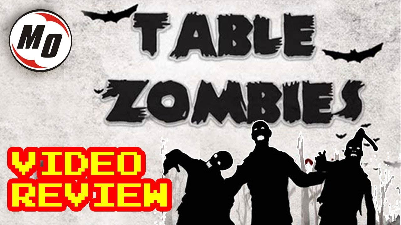 Table zombies review android realidad aumentada en la for Table zombies