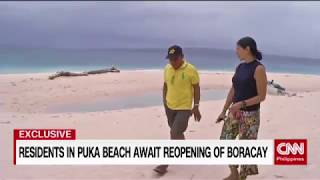 [EXCLUSIVE] Residents in Puka Beach await reopening of Boracay