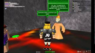 2011 Roblox Haunted House: Quest #4 Final