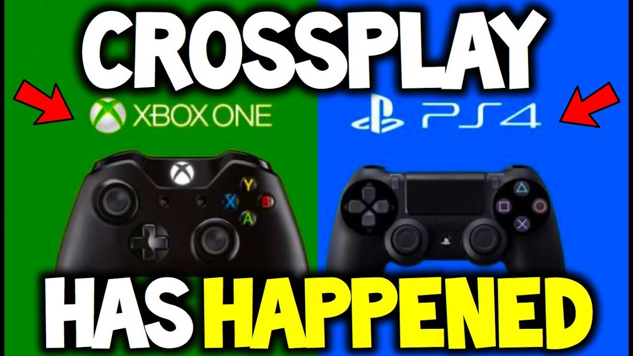 crossplay is here for xbox one ps4 minecraft better together crossplay fortnite ark more - xbox and ps4 play together fortnite