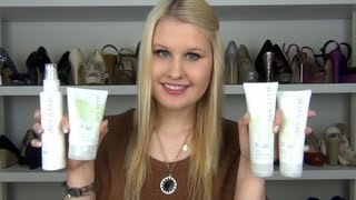 One of JordysBeautySpot's most viewed videos: REVIEW: THE NEW MARY KAY BOTANICAL EFFECTS SKINCARE SYSTEM