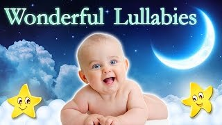 4 Hours Soothing and Relaxing Music ♥♥♥ Wonderful Baby Lullabies ♫♫♫ Mozart Brahms Sleep Music