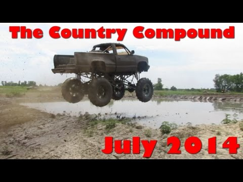 THE COUNTRY COMPOUND MUD BOG VOL 02