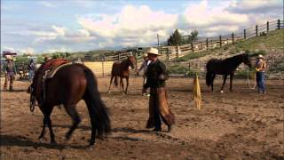 "7 Clinics with Buck Brannaman - SNEAK PEEK ""Circle Exercise"""