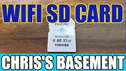 Wifi SD Card For Your 3D Printer - Chris's Basement