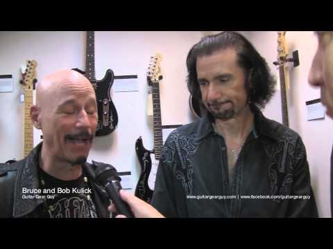 Bruce and Bob Kulick Kiss/Grand Funk Railroad