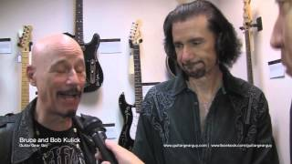 Bruce and Bob Kulick Kiss/Grand Funk Railroad