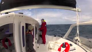Schionning 36' Cosmos Performance Cruising Catamaran