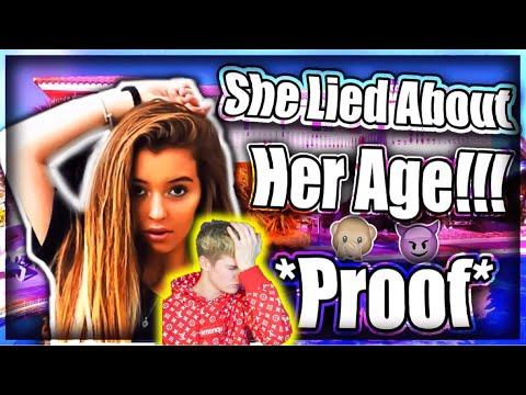 *PROOF* Danielle Cohn Is Lying About Her Age 2018