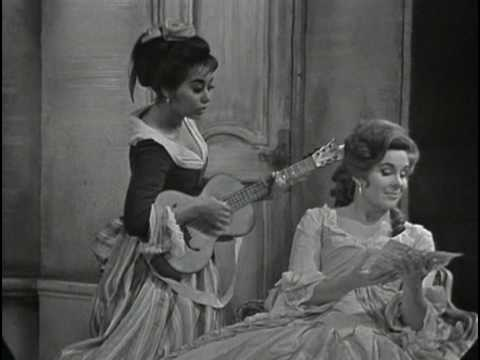 """Edith Mathis - """"Voi che sapete"""" from Le Nozze di Figaro by W.A. Mozart"""