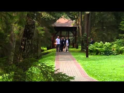Наваз Шариф в гостях у Александра Лукашенко