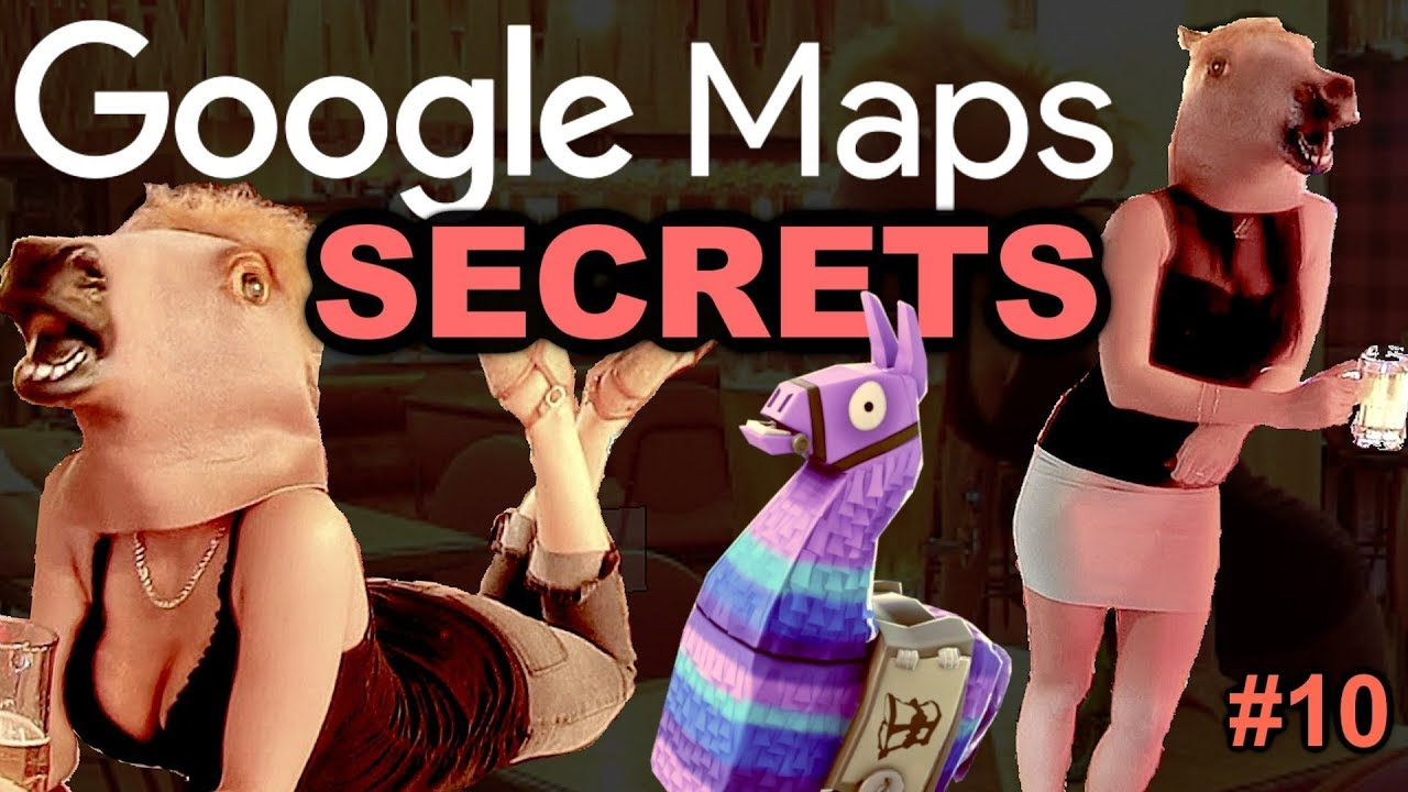 Google Maps Secrets And Crazy Discoveries 2 Youtube