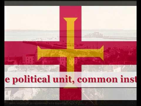 The British Crown dependencies / Channel Islands/ Îles d'la Manche/ Îles Anglo-Normandes