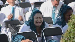 Unas 500.000 personas asisten a celebración de la Iglesia de la Luz del Mundo
