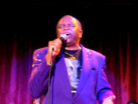 "OTIS CLAY Live ""Precious Baby, pt 1"" at the Bell House, Brooklyn, Ny - AMAZING!!! pt 2 of 4"