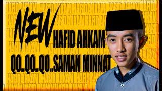 """NEW QO..QO..QO..SAMAN MINNAT"" Versi Hafid Ahkam. AlasMalang Bersholawat"