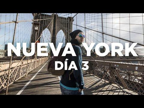 Tercer día en Nueva York. Puente de Brooklyn y mejor Skyline NY